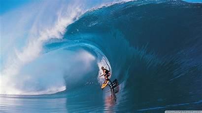 Surfing Teahupoo Tahiti Surf Wallpapers Wallpapersafari Sports