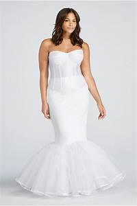 body wrap seamless bra slip with underwire david39s bridal With best bra for wedding dress