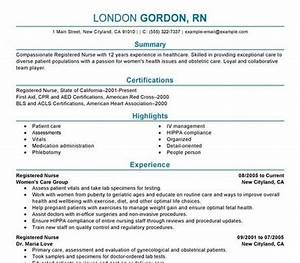 rn resume templates health symptoms and curecom With best rn resume