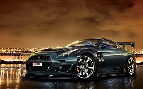 Nissan Wallpapers & Nissan Skyline Backgrounds For Download