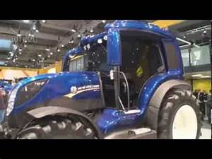 New Holland Hydrogen Tractor