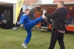 Martial Arts Instructor Has Multiple Fails in a Terrible ...