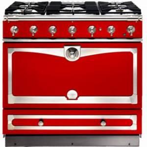 La Cornue Prix : la cornue piano de cuisson gaz albertine 90 df rouge ~ Premium-room.com Idées de Décoration