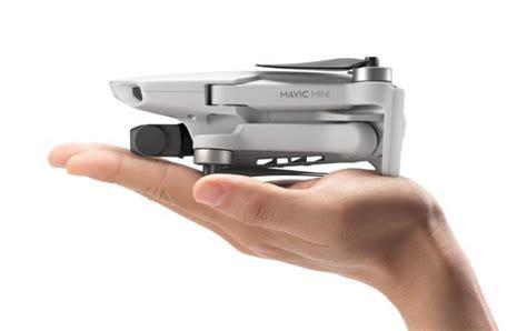 el nuevo drone mavic mini de dji cabe en la palma de tu mano