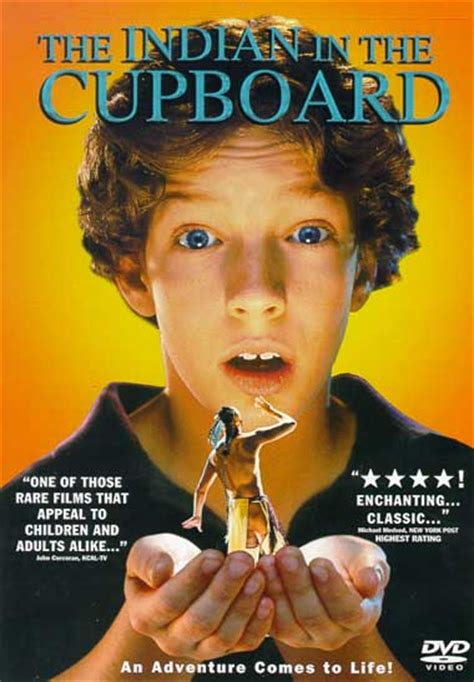 Indian In The Cupboard by Lynne Banks The Indian In The Cupboard Review