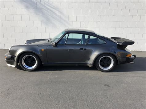 911 Turbo For Sale by 1989 Porsche 930 Turbo S For Sale 68063 Mcg