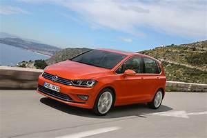 Monospace Volkswagen : essai du volkswagen golf sportsvan le monospace nouveau est arriv l 39 argus ~ Gottalentnigeria.com Avis de Voitures