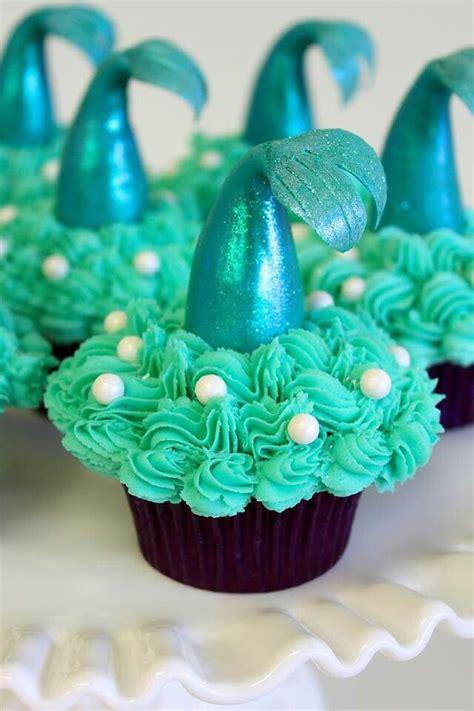 pearl cake topper mermaid cupcakes spec cake ular