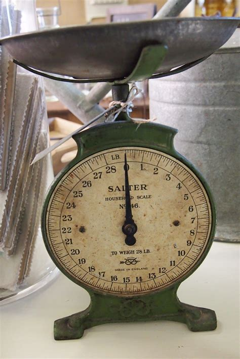 vintage kitchen scale the vintage a stall at my