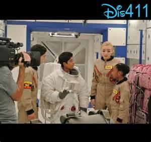 Behind the Scenes Disney Channel Jessie