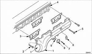 Series 60 Intake Manifold Parts
