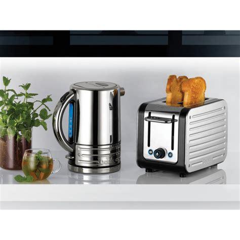 dualit 26526 architect 2 slot toaster grey homeware