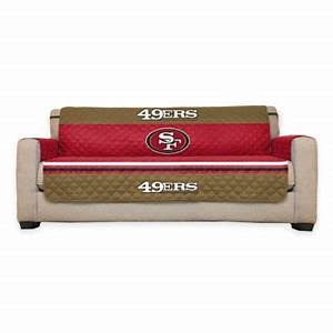 buy sofa seat covers from bed bath beyond With nfl furniture covers