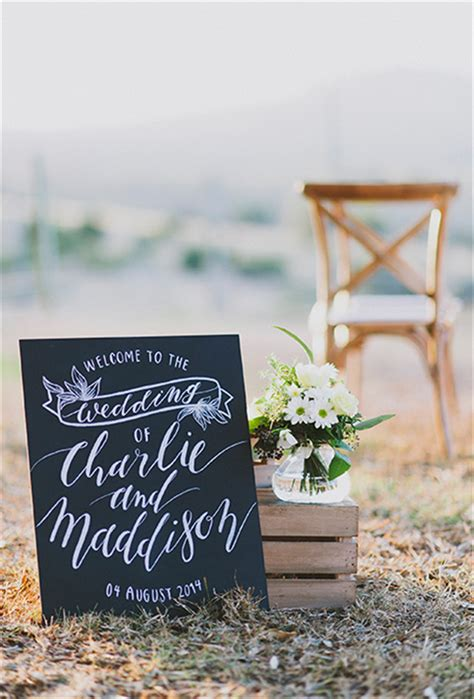 Wedding Ideas For Guests To Sign rustic – navokal.com