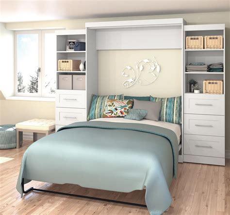 Bestar Furniture 2688417 Pur Series Queen Size Murphy Bed