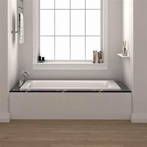 Fine Fixtures Drop In 54quot X 30quot Soaking Bathtub Reviews