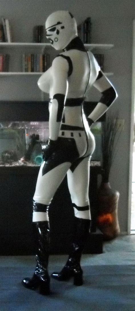 latex stormtrooper barnorama