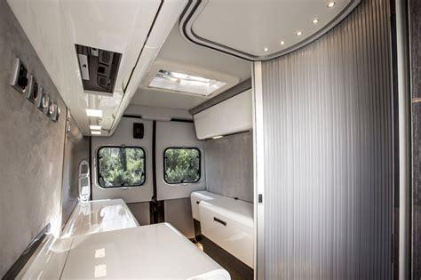 fiat ducato base camper van  built  escaping  city