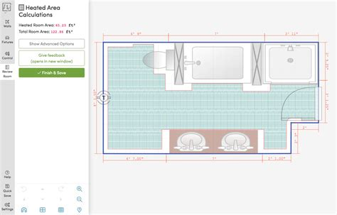 Bathroom Floor Plan Design Tool by Warmlyyours Launches New Design Tool For Quoting Floor Heating