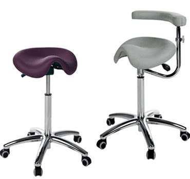 ergonomic saddle stools for dentistry uk made might