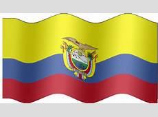 Animated Ecuador flag Country flag of abFlagscom gif