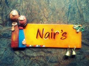 Customised Name Plate Manufacturer & Manufacturer from