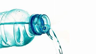 Pouring Water Bottle Clear Shutterstock Clip Plastic