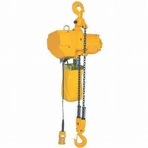 Electric Chain Hoist  Capacity  0 Piece
