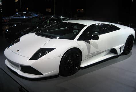 Super Cars Of Lamborghini Murcielago