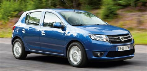 Cheapest Cars on Sale in Europe in 2016 by Segment ...