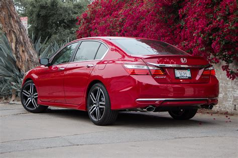 Accord Sport by 2016 Honda Accord Sport 6mt Review High Expectations