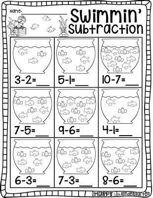 25+ Best Ideas About Kindergarten Worksheets On Pinterest  Kindergarten Readiness, Preschool