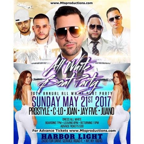 All White Affair Boat Ride Nyc by All White Affair Boat At Harbor Lights Cruise Nyc