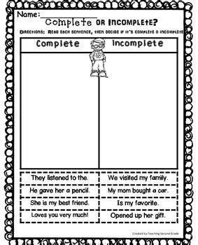 language arts worksheets 2nd grade nouns language arts