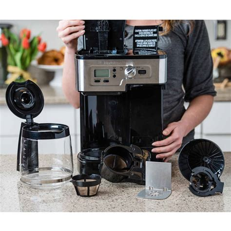 Place a paper filter in the upper basket. How To Clean Coffee Maker Hot Plate - Opendoor