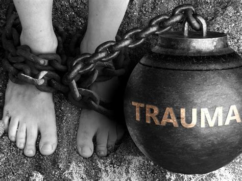 trauma disorders definition  types signs  symptoms