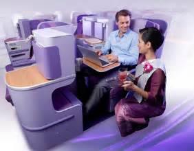 Deck Wrap by Photo Tour Thai Airways Airbus A380 First Business