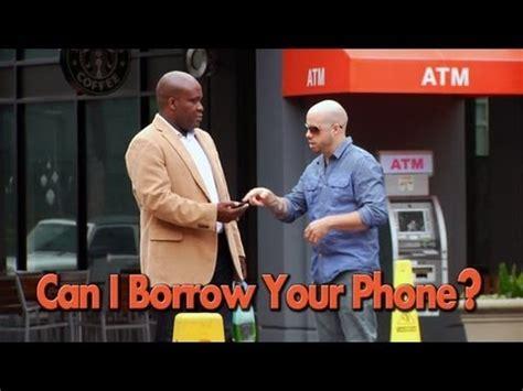 """can I Borrow Your Phone?"" Youtube"