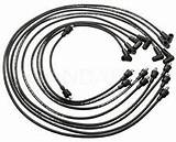 Chevy C10 Plug Ignition Spark Wire Points Chevrolet V8 Type 1974 1955 Wires Lead Drawing Parts Getdrawings Impala Cylinder C20 sketch template