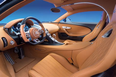 Interior details will be revealed soon. Interior design: Reduction to the essentials — Bugatti Newsroom