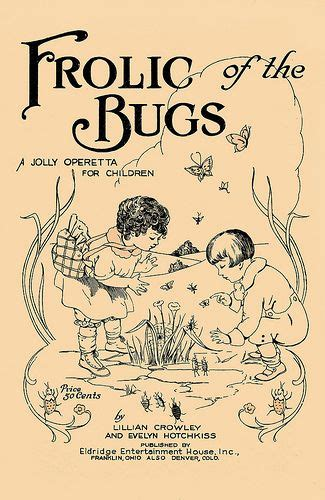 frolic   bugs beautiful book covers childrens