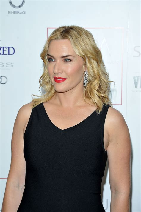 Life is short, and it is here to be lived #katewinslet. Kate Winslet - 2016 The London Critics' Circle Film Awards in London • CelebMafia