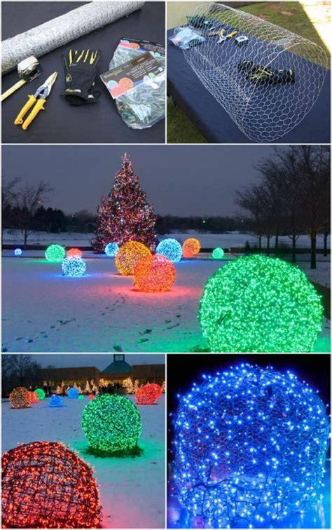 festive string  fairy light decoration ideas
