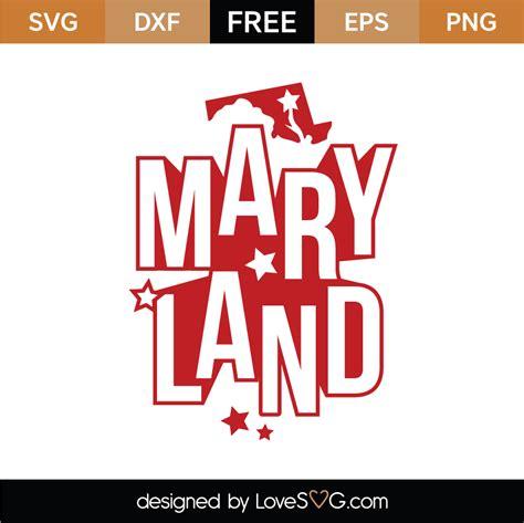 Download 27,667 animal svg free vectors. Free Maryland SVG Cut Files (2) | Lovesvg.com