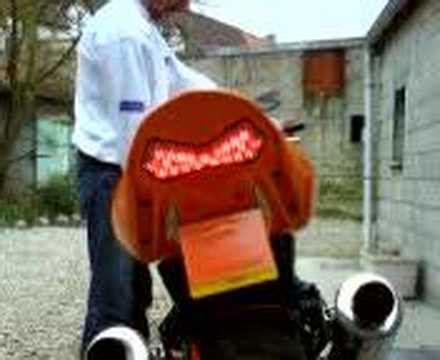 plaque moto anti radar youtube