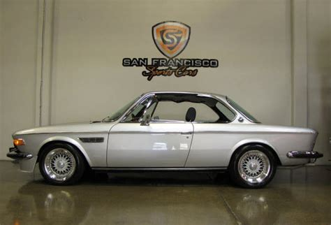 1973 BMW 3.0 CS | German Cars For Sale Blog