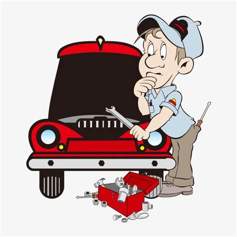 Auto Mechanic, Auto Clipart, Repair Png Image And Clipart