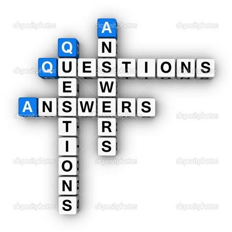 answers questions in them wordhavering