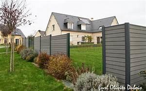 Comment Construire Cloture Jardin Lattes Accueil Design