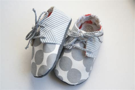 Newbron Baby Shoes : Baby Boy Shoes Grey Sneakers White And Grey Oxfords